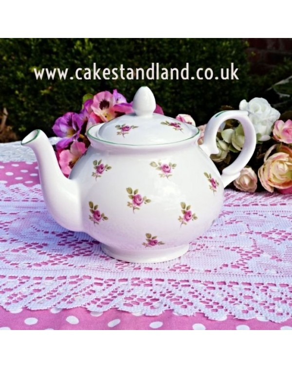 (OUT OF STOCK) DUCHESS ROSEBUD VINTAGE TEAPOT